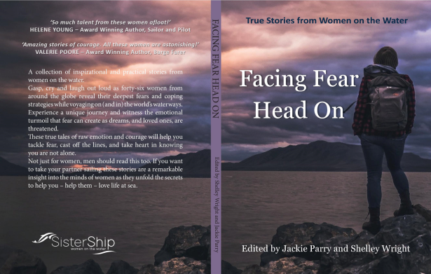 My article in a book | 'Facing Fears Head On' by SisterShip Press