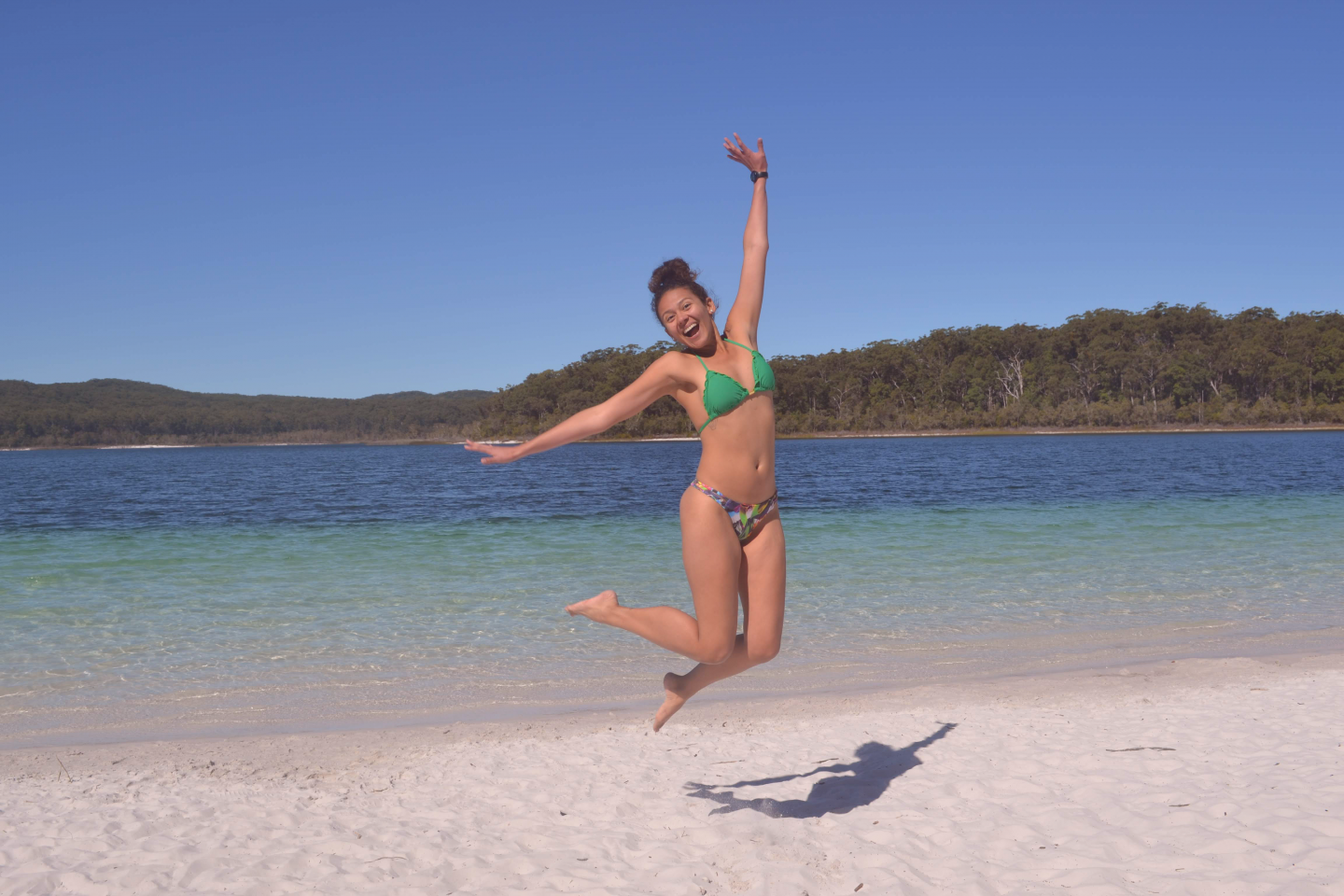 Summer drops: Trip to Fraser Island