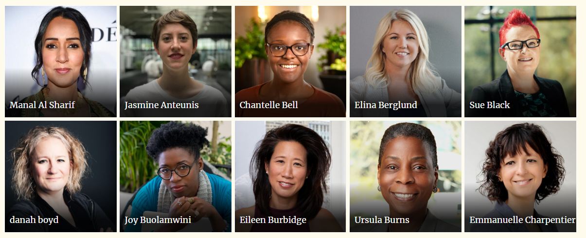 Forbes releases The World's Top 50 Women In Tech 2018